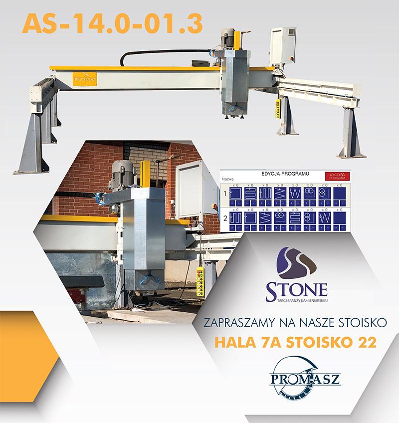 Nowość Automat wielogłowicowy AS-14.0-01.3
