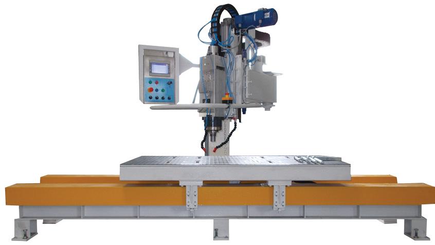 Wielofunkcyjna maszyna kolanowa WMKK-14.0-01-MULTINOVA